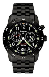 Traser Alarm Watch with Big Date
