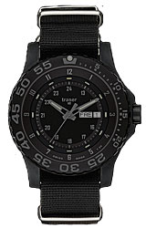 Traser P6600 Shade Blackout Watch