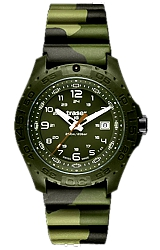 Traser Soldier P96 Series Lightweight Military Tritium Watch, Model 106631