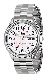 Speidel Railroad Wrist Watches