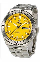 Tutima DI 300, 25 Jewel Automatic Titanium Dive Watches