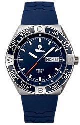 Tutima Pacific 300 Titanium Dive Watch
