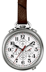 Bulova Ultra High Frequency Chronograph Pocket Watch