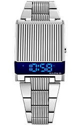 Bulova 1976 Re-Edition Computron LED Digital Watches