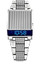 Bulova 1976 Re-Edition Computron LED Digital Watches LIMITED EDITION, Blue LED Readout, Stainless Steel Case and Bracelet