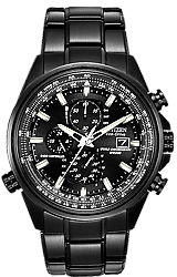 Citizen Pilot's World Chronograph A-T