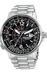 Citizen Nighthawk Pilot's Eco-Drive Watches
