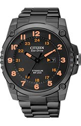 Citizen Super Titanium Eco-Drive Watches