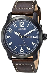 Citizen Military Eco-Drive Watch Collection