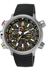 Citizen Altichron Altimeter and Compass Watches