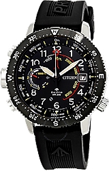 Citizen Altichron Eco-Drive Powered  Altimeter and Compass Watch