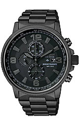 Citizen Nighthawk Blackout Flight Chronograph