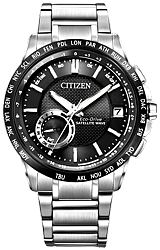Citizen Satellite Wave World Time GPS Eco-Drive Watch