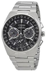 Citizen Satellite Wave F900 GPS Titanium Men's Watch
