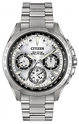 Citizen Satellite Wave GPS F900 World Time Chronograph Watches