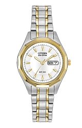 Citizen Women's Corso Day-Date Eco-Drive Watch