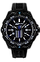 ArmourLite The Thin Blue Line, Law Enforcement Limited Edition T100 Tritium Watches, ISO3005, ISO3006 Large Size Military Grade Watch, Thin Blue Line Flag Logo on Front and Back