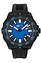 ArmourLite Isobright Afterburner Limited Edition T100 Tritium Watches Blue Dial, Blue and Orange Tritium, 2 Straps Included