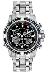 Citizen SailHawk Eco-Drive Chronograph Yacht Timer Watch