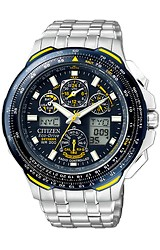 Citizen Blue Angels Skyhawk AT