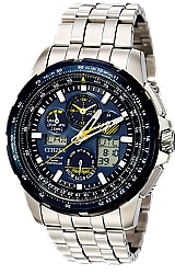 Citizen Promaster Skyhawk AT Alarm Chronograph World Time Watches