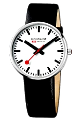 Mondaine Official Swiss Railways Giant Backlight Watch