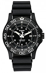 Traser P66 Automatic Pro Tritium Watch, Fine Swiss Automatic Watch