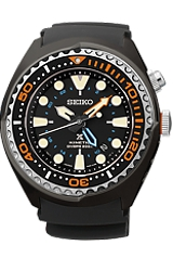 Seiko PROSPEX Kinetic GMT Diver's Watches