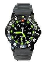 Smith & Wesson Tritium Diver Watch