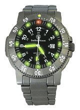 Smith & Wesson Tritium TITANIUM Executive Watch