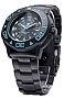 Smith & Wesson Diver - 900 Series - Tritium Illuminated and Bonus Watchband Blue Numerals