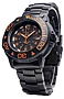 Smith & Wesson Diver - 900 Series - Tritium Illuminated and Bonus Watchband Orange Numerals