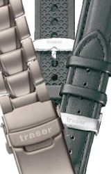 Traser Genuine Traser Watchbands and Straps