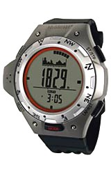 LaCrosse Technology Digital Multi-Sport Watch with Compass, Altimeter