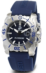 Wrist Armor U.S. Marines Blue Steel Diver